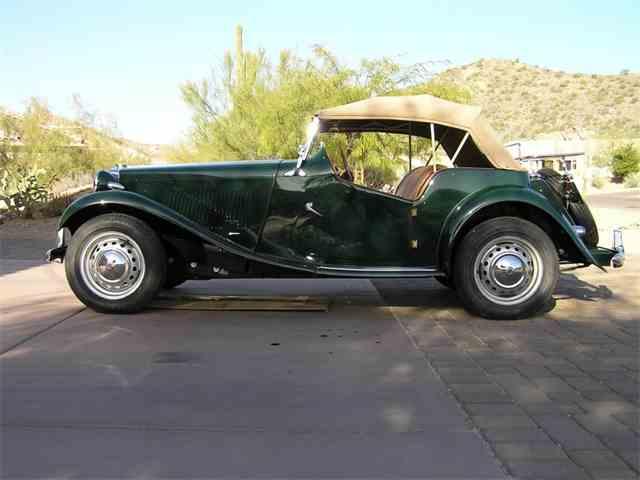 1953 MG TD | 1000086