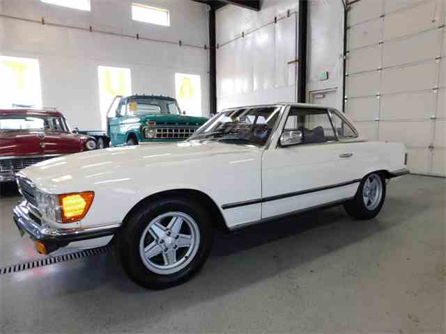 1978 Mercedes-Benz 280SL | 1008604