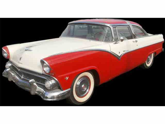 Picture of Classic 1955 Crown Victoria Offered by Griffin's Classic Cars - LG9Q
