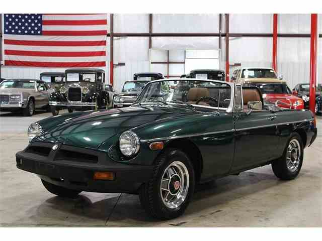 1977 MG MGB | 1008622