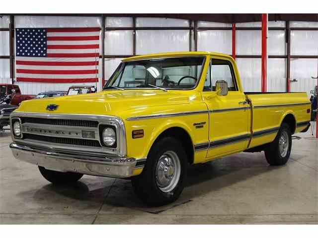 1969 Chevrolet C/K 20 | 1008623