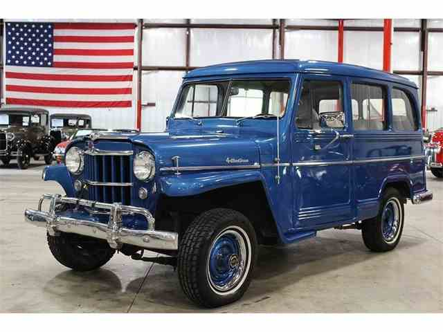 1958 Willys Jeep | 1008629