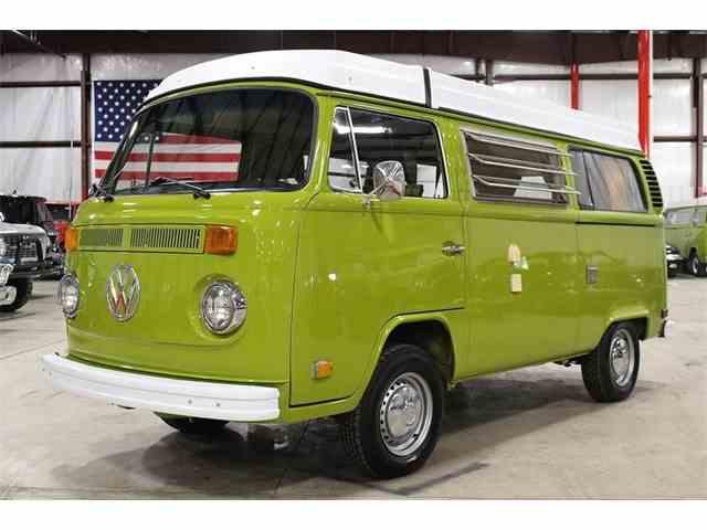 1977 Volkswagen Westfalia Camper | 1008640