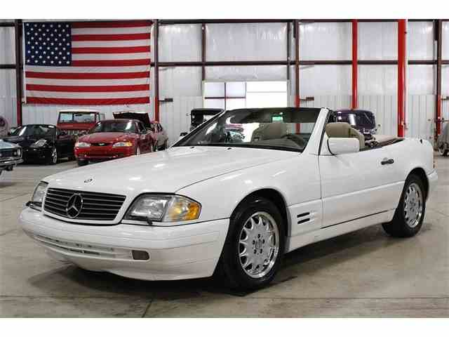 1998 Mercedes-Benz SL500 | 1008644