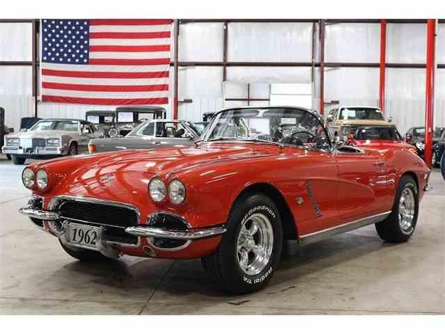 1962 Chevrolet Corvette | 1008648