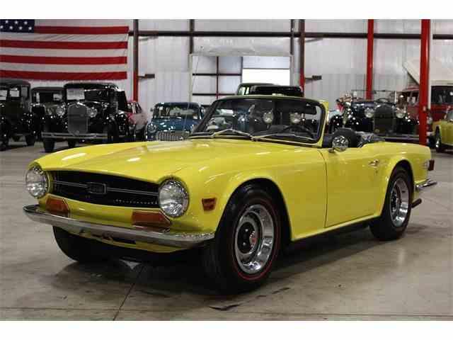 1970 Triumph TR6 | 1008656