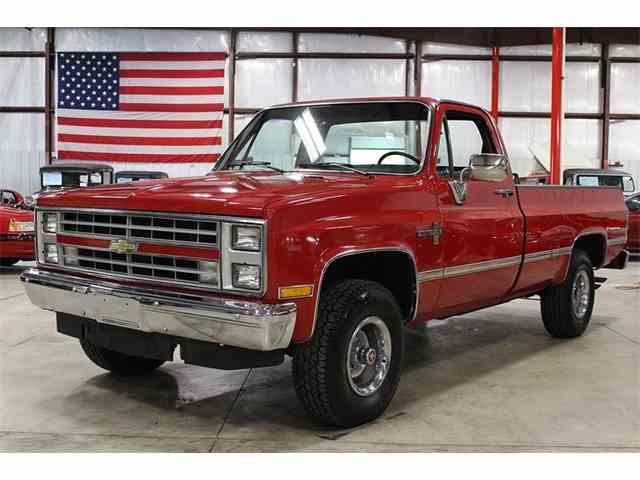1985 Chevrolet K-10   1008661