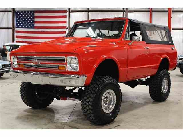 1971 Chevrolet Blazer | 1008666