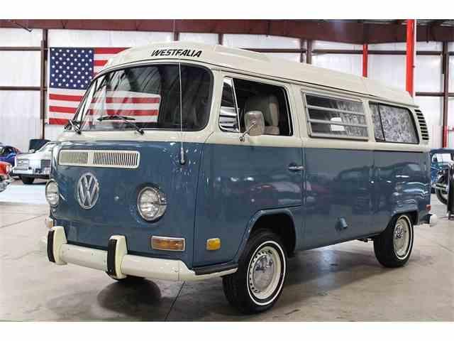 1972 Volkswagen Westfalia Camper | 1008673