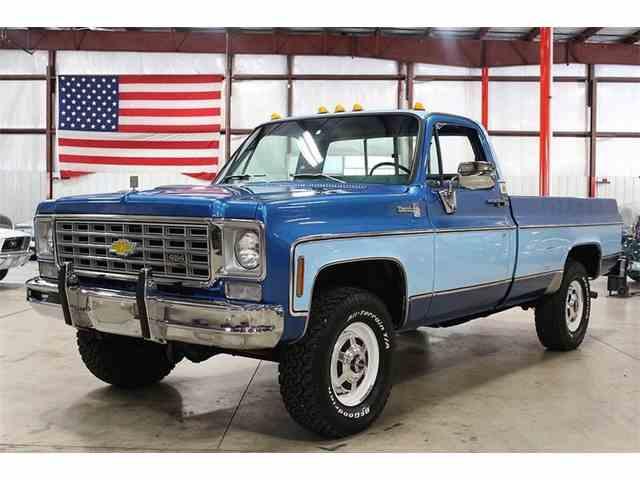 1976 Chevrolet K-20 | 1008674