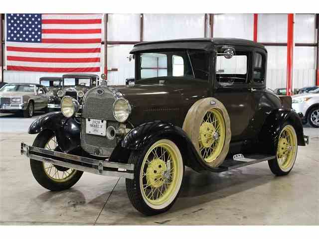 1929 Ford Model A | 1008679