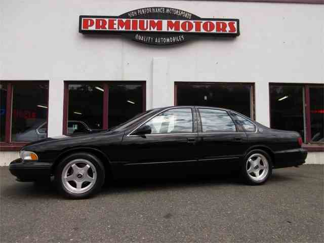 1996 Chevrolet Impala SS | 1000868