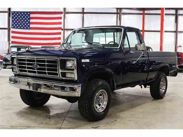1986 Ford F150 | 1008682