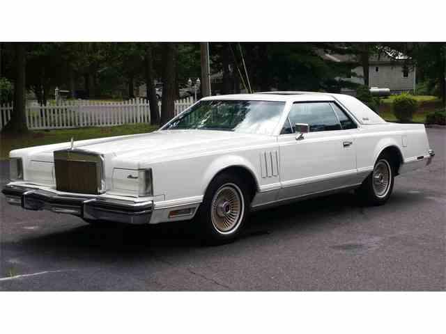 1979 Lincoln Mark V Collectors Edition   1008684
