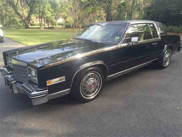 1984 Cadillac Eldorado Biarritz | 1008688