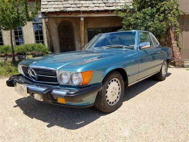 1989 Mercedes-Benz 560SL | 1008690