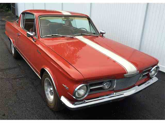 1965 Plymouth Barracuda | 1008691