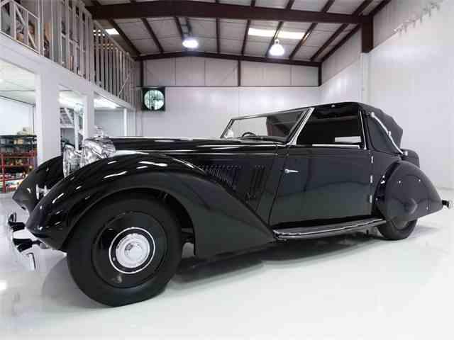 1936 Bentley 3 1/2 Litre Sedanca | 1008695