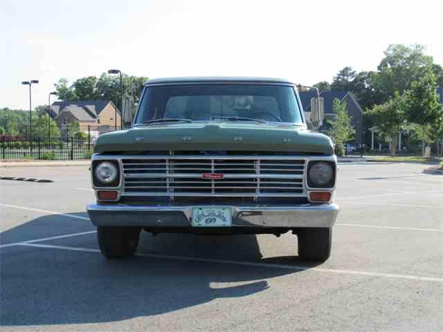 1969 Ford F100 Ranger | 1008708