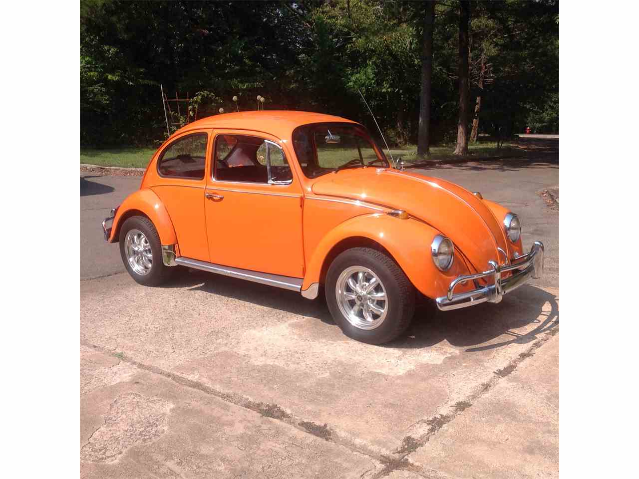 1967 volkswagen beetle for sale cc 1008709. Black Bedroom Furniture Sets. Home Design Ideas