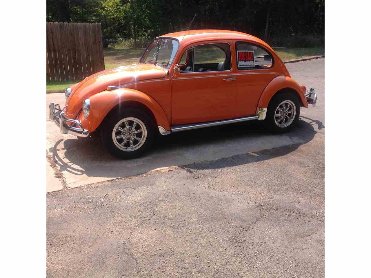 1967 volkswagen beetle for sale cc 1008709. Black Bedroom Furniture Sets. Home Design Ideas