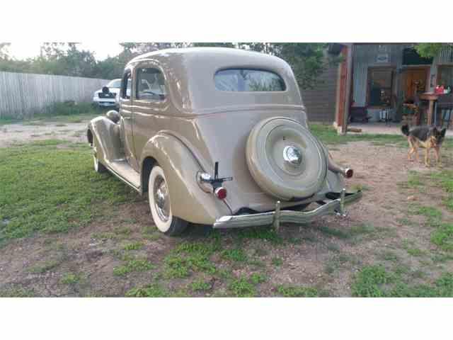 1936 Ford Tudor Sedan | 1008711