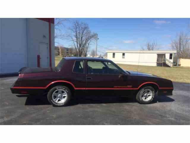1986 Chevrolet Monte Carlo SS | 1008716
