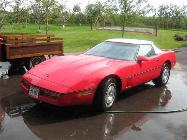 1986 Chevrolet Corvette | 1008717