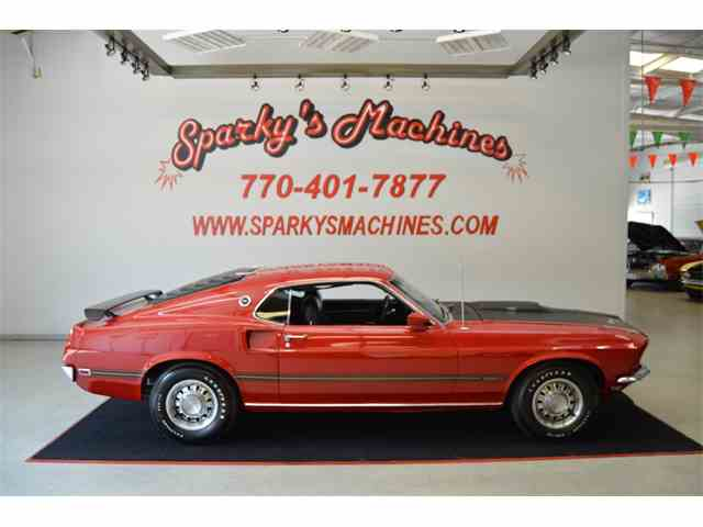 1969 Ford Mustang | 1008718