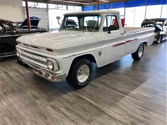 1964 Chevrolet C-10 Fleetside PickUp | 1000872