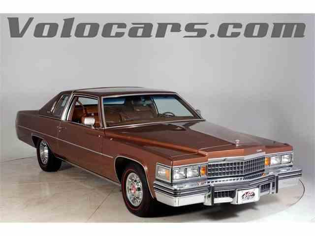 1978 Cadillac Coupe DeVille | 1000873