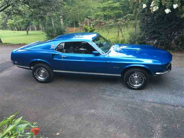 Picture of '69 Ford Mustang GT - $32,900.00 Offered by a Private Seller - LMCE