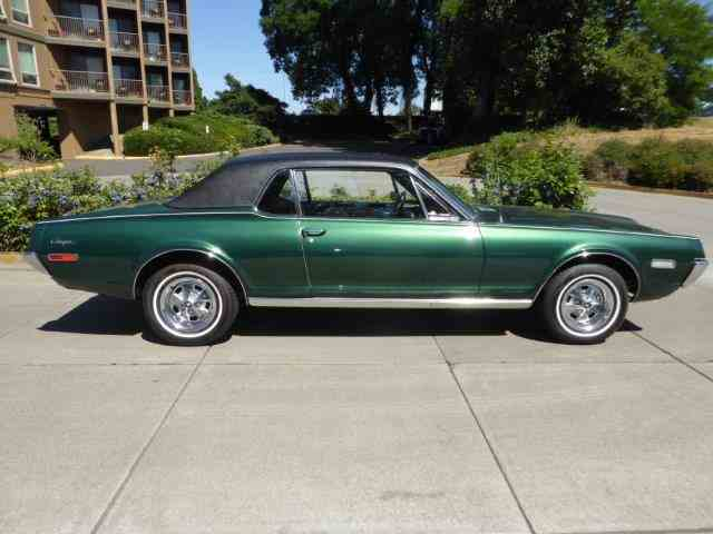 1968 Mercury Cougar XR7 | 1008740