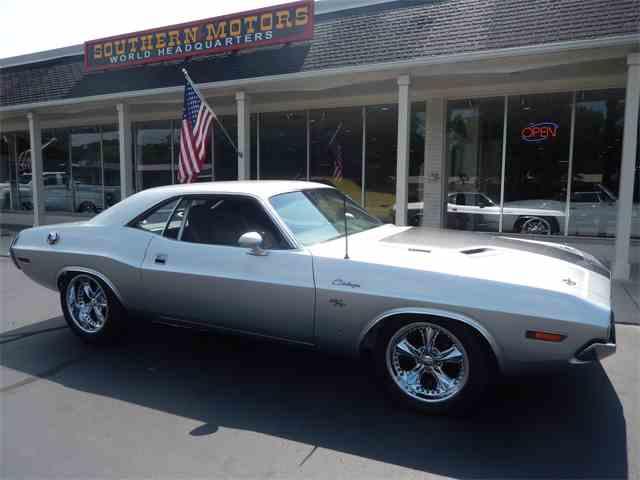 1970 Dodge Challenger R/T | 1008748