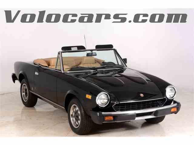 1980 Fiat Spider | 1000875