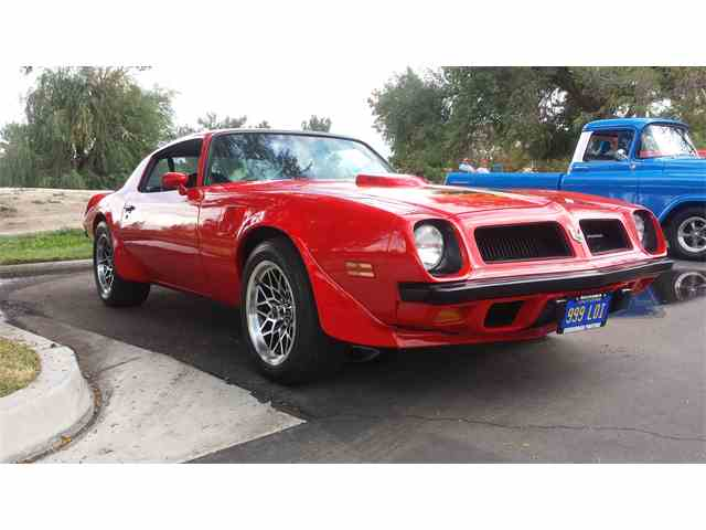 1974 Pontiac Firebird Trans Am | 1008755