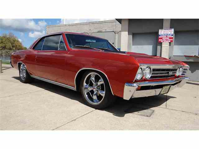 1967 Chevrolet Chevelle SS | 1008758