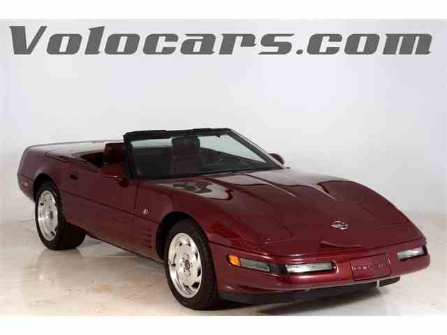 1993 Chevrolet Corvette 40th Anniversary | 1000876