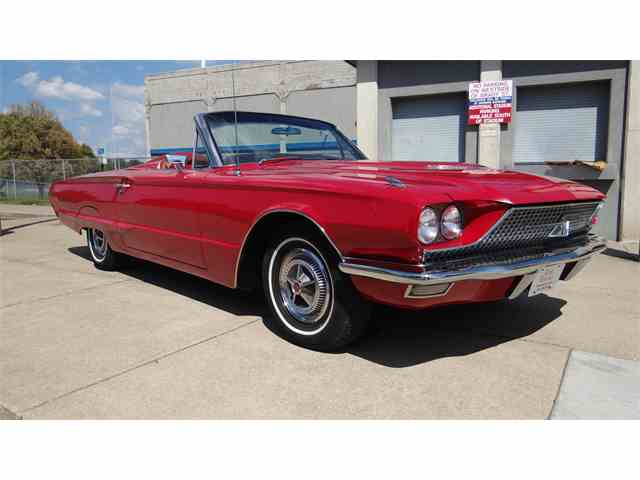 1966 Ford Thunderbird | 1008762