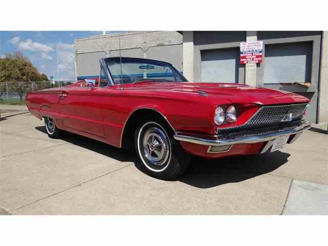 1966 Ford Thunderbird | 1008762