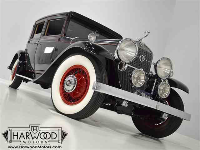 1931 Cadillac 355A | 1008769