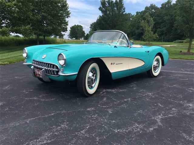 1957 Chevrolet Corvette | 1008773