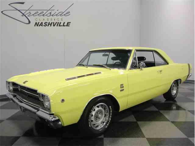 1968 Dodge Dart GTS | 1008791
