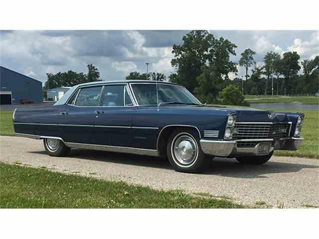 1967 Cadillac Fleetwood Brougham | 1008794