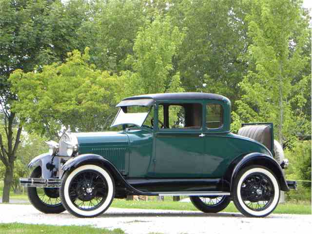 1929 Ford Model A Special Coupe | 1000881
