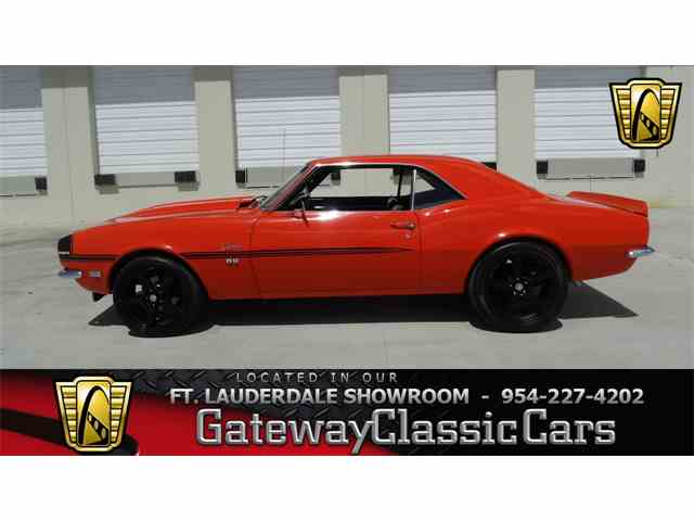 1968 Chevrolet Camaro | 1008816