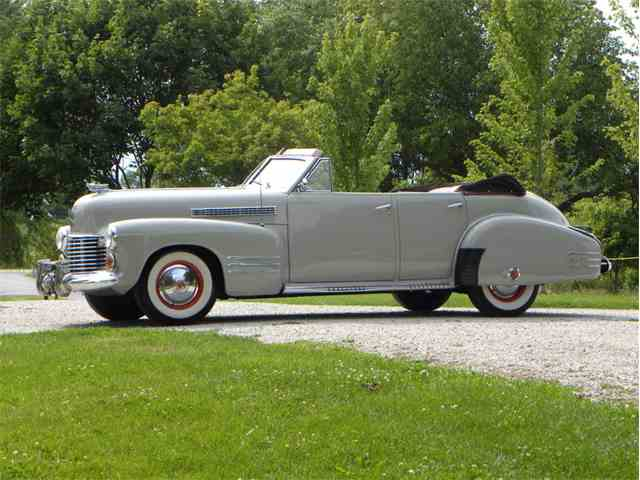 1941 Cadillac Series 41-62 Convertible Sedan | 1000882