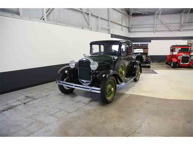 1930 Ford Model A   1008827