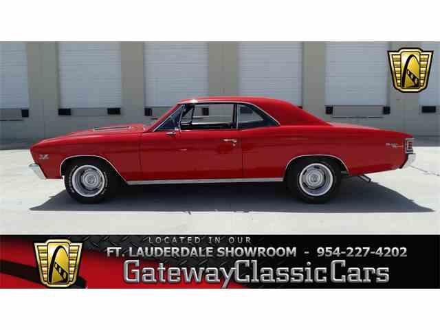 1967 Chevrolet Chevelle | 1008832