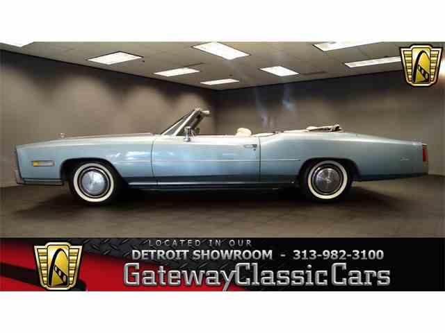 1975 Cadillac Eldorado | 1008841